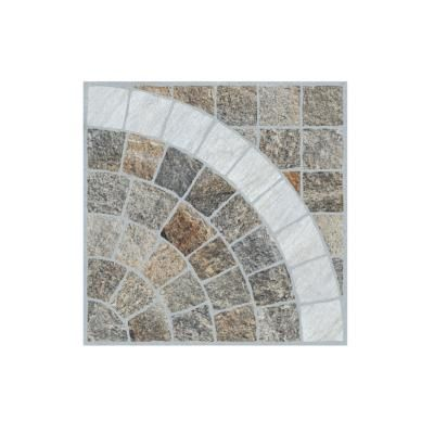 Dalles 2cm Exterieur Effet Pave 60 5x60 5 Multicolor Arco Bianco Grip Nat Collection Emilia Rondine En 2020 Dalle Sur Plot Dalles Carrelage Exterieur Antiderapant