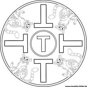 Buchstaben Mandalas Abc Ausmalbilder Zum Ausdrucken Ausmalbilder Zum Ausdrucken Mandala Zum Ausdrucken Ausmalbilder