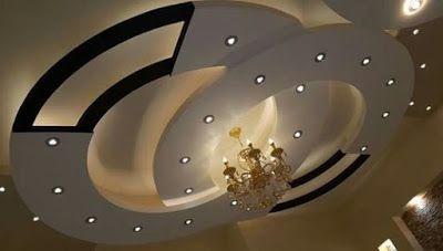 Latest 60 Modern False Ceiling Designs Gypsum Board Ceiling Designs For Living Rooms 2019 Pop Ceiling Design False Ceiling Design Ceiling Design Bedroom