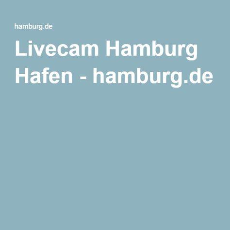 Livecam Hamburg Hafen - hamburg.de