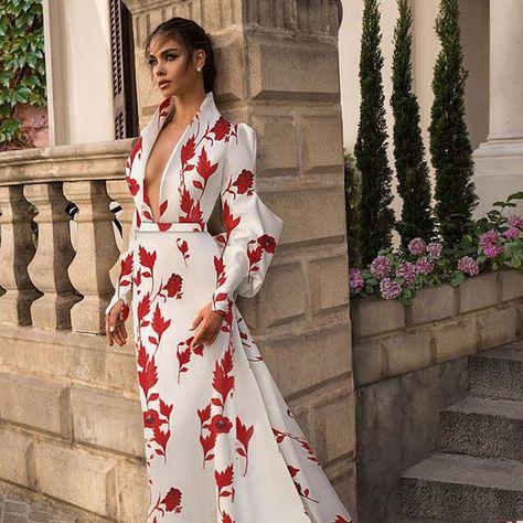 Vestidos Largos De Moda 2019 Elegantes Hoy Aprenderás Todo