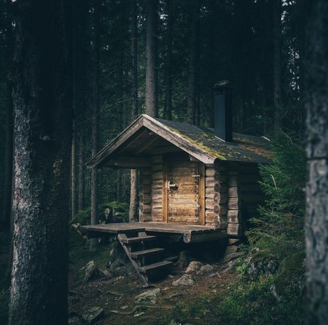 Take me to this cabin!