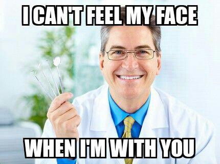 Dental Meme Oh So Clever Laugh Lines Pinterest Dentist Humor