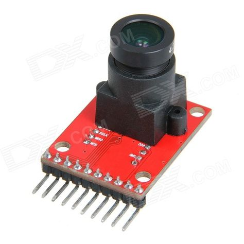 Geeetech Optical Flow Sensor for APM Series Flight Control Board - Red. This is the optical flow sensor board that is based on the optical effect of mouse sensor that allows you hover with your multi-rotor platform at low altitudes (like indoor environment) without the need for GPS. This device also has more advanced features concerning odometry and obstacle avoidance. Standard4.2mm IR MeGa lens High speed motion detection ADNS-3080 optical sensor Up to 6400 fps update rate 30 x 30 pixel…