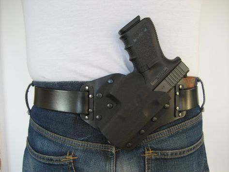 DIY Kydex holsters for under $ 10 each.