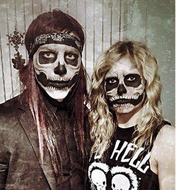 Hilarious Couples Costumes 2019 Creepy Halloween Costumes Scary Halloween Costumes Zombie Costume