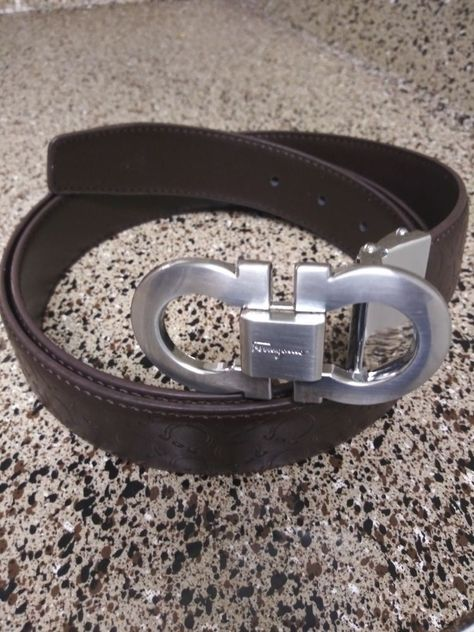 Salvatore Ferragamo Men adjustable Belt  fashion  clothing  shoes   accessories  mensaccessories   34421e1ddf