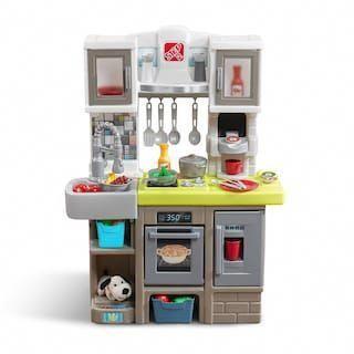 Step2 Modern Cook Play Kitchen Set Kohls Play Kitchen Sets Kids Play Kitchen Best Play Kitchen