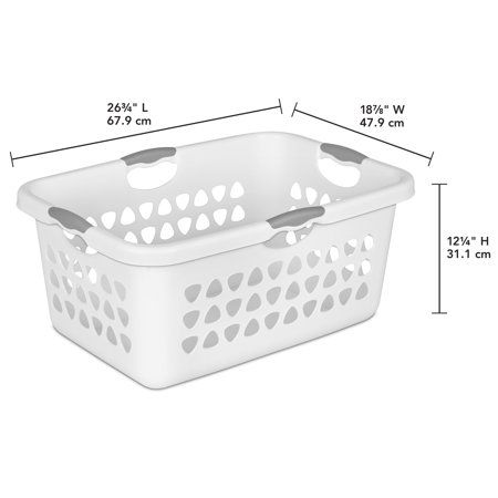 Home Laundry Basket Sterilite Laundry