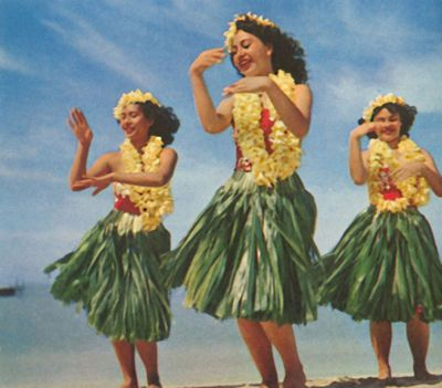 Hawaii Dancers
