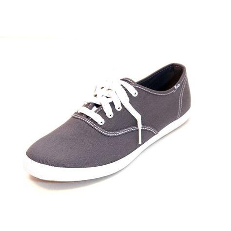 2f4876b7546 Keds Champion Mens - Graphite Slim Lace-Up Sneaker
