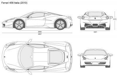 Bentley Continental Gt Coupe Blueprint Bentley Continental
