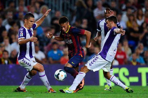 Plus de protection pour Neymar ? - http://www.europafoot.com/protection-neymar/