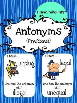 8 Subject Grammar Antonyms Ideas Antonyms Teaching Teaching Language Arts