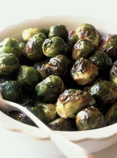 Roasted Brussels Sprouts Eat Simple Food Cooking Pinterest And