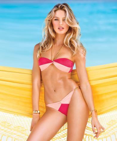 STROJE KĄPIELOWE LATO 2013. Stylowe bikini od Victorias Secret