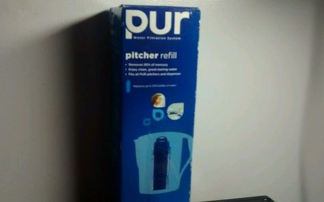 PUR WATER FILTRATION System 3