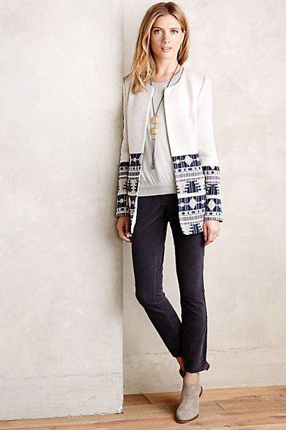 Pilcro Stet Cords | Fashion, Clothes, Autumn fashion
