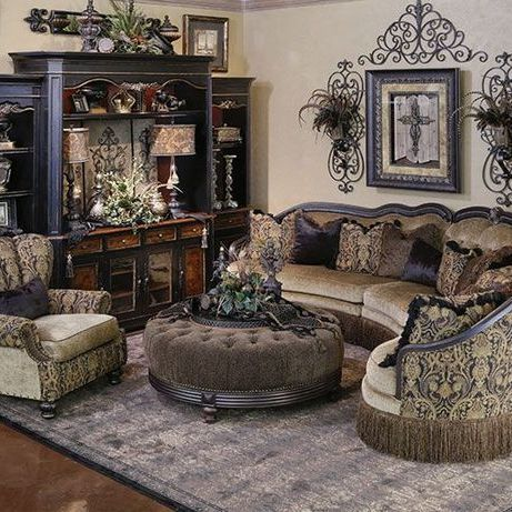 37 The Hidden Truth About Chateau Beauvais Living Room Set Exposed By An Old Pro Flipsyou Tuscan Decorating Living Room Tuscan Living Rooms Tuscan Furniture