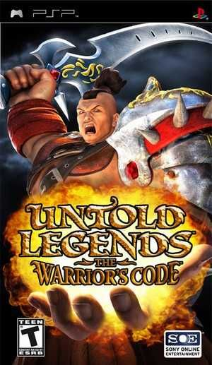 Untold Legends The Warrior S Code Is A Sequel To The Handheld