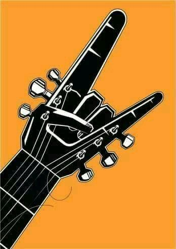 #Rock more than music, a culture - #culture #music - #Evelyn'sRockPosters
