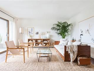 Are You Looking For A New Home Project Making Every Room Feel Harmonious Is A Great One T In 2020 Living Room Trends Living Room Decor Neutral Modern Boho Living Room