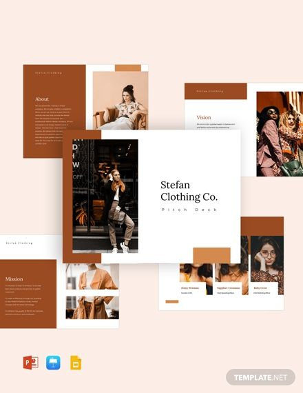 Free Fashion Pitch Deck Template In 2020 Pitch Fashion Templates Pitch Presentation