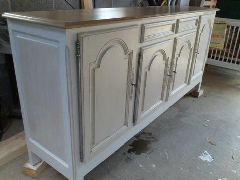 repeindre meuble en bois avec peinture Casto Gris gris 2 ENTRETIEN