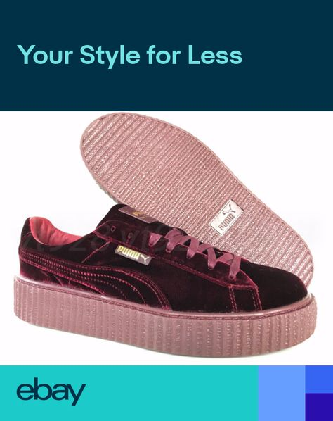 online retailer f8f47 c9deb List of Pinterest creepers shoes rihanna products pictures ...