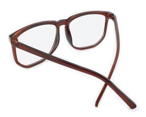 Brille männer nerd amashades Vintage