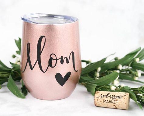 Mom Wine Tumbler