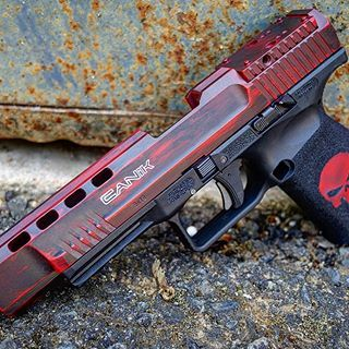 Image result for custom canik tp9sfx | 3gn | Hand guns