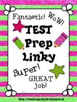 TEST PREP LINKY PARTY