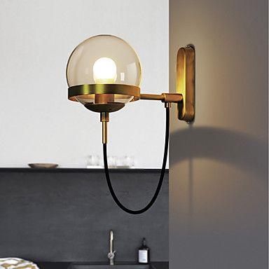 62 36 Maishang Modern Contemporary Wall Lamps Sconces Metal Wall Light 110 120v 220 240v 60w Metal Wall Light Contemporary Wall Lamp Wall Lights