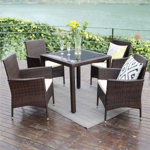 Top 10 Best Outdoor Patio Dining Sets In 2020 Reviews Hqreview Patio Dining Table Patio Dining Patio Dining Set