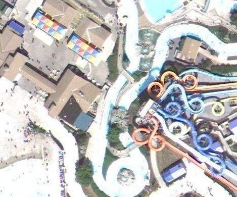 Pinterest Dorney Park Map on