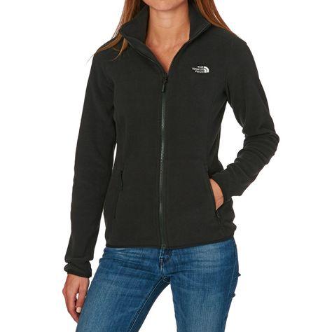e64799e63 North Face 100 Glacier Full Zip Womens Fleece in 2019   Clothes ...