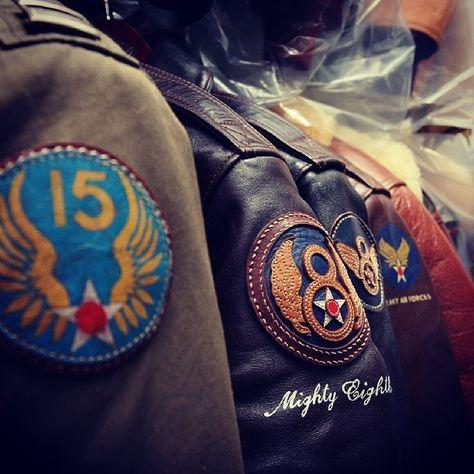 — #A2leatherjackets