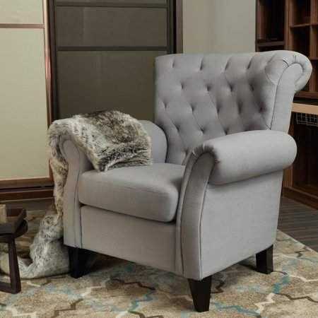 Lokatse Indoor Armrest Accent Chair Sofa Roman Style Walmart Com Sofa Chair Accent Chairs Chair