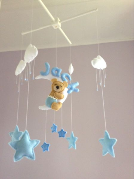 Baby Shower Gifts Cape Town : shower, gifts, Personalised, Mobiles, Order., Priced, R650., (Longer, Names, More)I, Alter, Design, Fi…, Mobile,, Nursery, Decor,, Themes