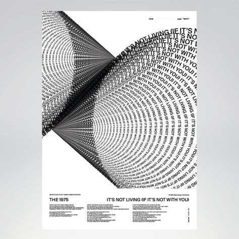 Pin By S M V On The 1975 Lithograph The 1975 Poster The 1975