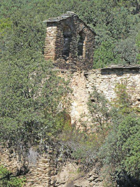 Sant Climent Del Mas De La Torre Montferrer I Castellbò Torres Entrada