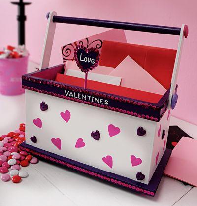valentine mailboxes holidays