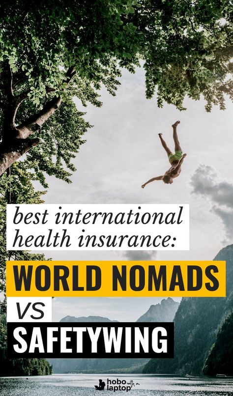 Travel Insurance Showdown! World Nomads vs Safetywing