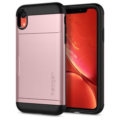 spigen iphone xr card case