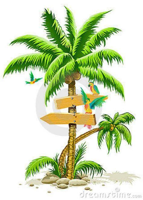 Tropical Tree Tropical Tree Tree Tropical Palm Tree Clip Art Palm Tree Drawing Tree Clipart
