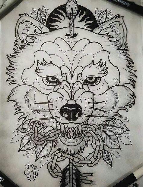 Polynesian Back Tattoos Polynesiantattoos Wolf Tattoo Design Wolf Tattoo Traditional Wolf Tattoos
