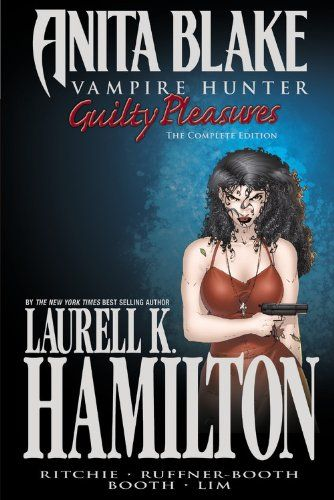Anita Blake Vampire Hunter Guilty Pleasures Ultimate Collection By By Artist Jessica Ruffner Marvel Comics Anita Blake Vampire Hunter Laurell K Hamilton