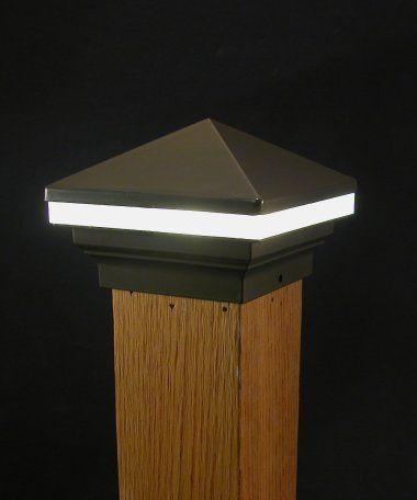 Iris Anello 12v Deck Light 3 1 2 Post Bronze Review Deck Lighting Led Deck Lighting Outdoor Deck Lighting