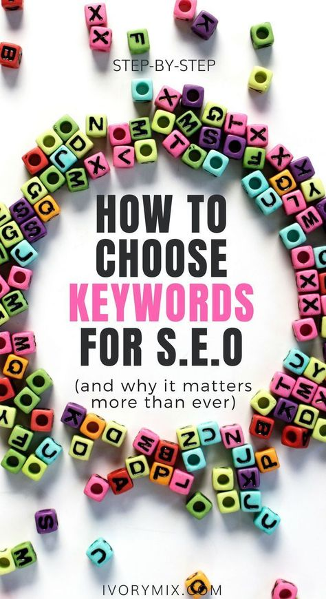 How to pick keywords for SEO and why it matters